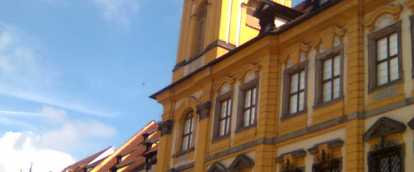 Eger Rathaus